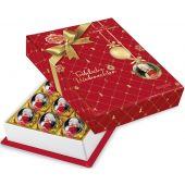 Reber Christmas - Mozart-Barock 15er-Packung Weihnachtsfolie. 300g