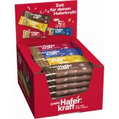 Corny Haferkraft 65g, Mix-Carton, 24pcs