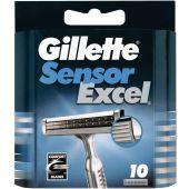 Gillette SensorExcel Systemklingen 10er