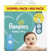 Pampers Baby Dry Gr.5 Junior 11-16kg Doppelpack