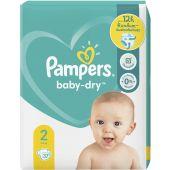 Pampers Baby Dry Gr.2 Mini 4-8kg Tragepack
