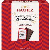 Hachez Christmas A Matter of Taste Täfelchenbox 66% Edle Bitter Whiskey 165g
