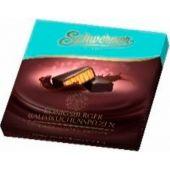 Schwermer Königsberger Baumkuchenspitzen in Zarbitter-Schokolade in Geschenkpackung 100g