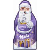 MDLZ DE Christmas Milka Weihnachtsmanntafel 85g