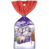 MDLZ DE Christmas Milka Mini Weihnachtsmänner 120g