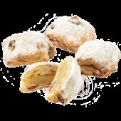 Kuchenmeister Christmas Stollenkonfekt mit 20% Marzipanfüllung 2000 g