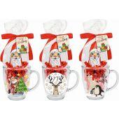 Windel Weihnachts-Teetasse 103g, 12pcs