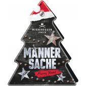 Niederegger Christmas Tannenbäumchen mit Marzipansternen