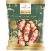 Niederegger Christmas Nougat Weihnachtsmänner im Beutel 85g