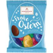 Niederegger Easter Vollmilch Schokoladeneier im Beutel 105g