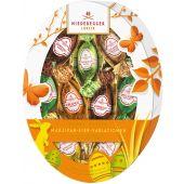 Niederegger Easter Marzipan Eier - Variationen, oval 6 sort 150g