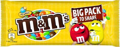 MDE M&M's Peanut Bigpack 70g