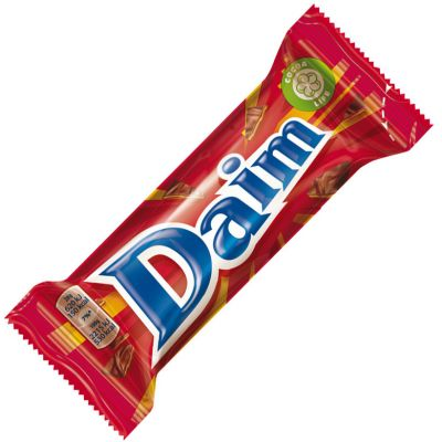 Daim Chocolate Bars 28g