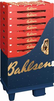 Bahlsen Christmas Stollen, Display, 96pcs