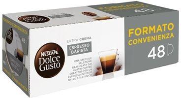 Nestle Nescafé Dolce Gusto Espresso Barista 48 Capsule 336g