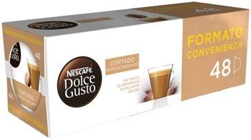 Nestle Nescafé Dolce Gusto Espresso Cortado 48 Capsule 302g