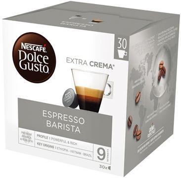 Nestle Nescafé Dolce Gusto Barista 30 Capsule 225g