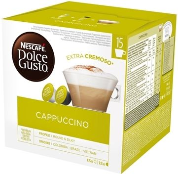 Nestle Nescafé Dolce Gusto Cappuccino 30 Capsule 375g