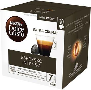 Nestle Nescafé Dolce Gusto Intenso 30 Capsule 240g