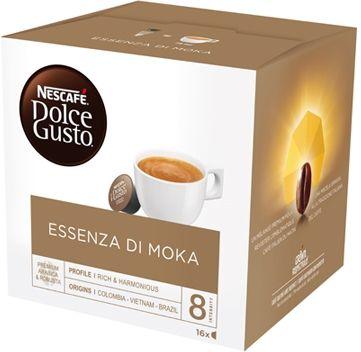 Nestle Nescafé Dolce Gusto Coffee Moka 16 Capsule 144g