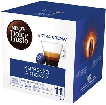 Nestle Nescafé Dolce Gusto Ardenza Caffe' Ristretto 16 Capsule 112g