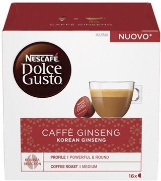 Nestle Nescafé Dolce Gusto Ginseng 16 Capsule 110g