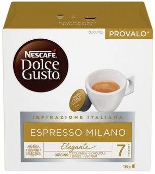 Nestle Nescafé Dolce Gusto Milano 16 Capsule 112g