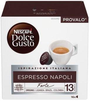 Nestle Nescafé Dolce Gusto Napoli 16 Capsule 128g
