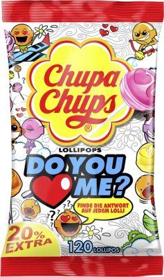 Chupa Chups Do You Love Me 120er Nachfüllbeutel 1440g