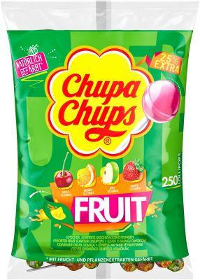 Chupa Chups Frucht 250er Nachfüllbeutel 3000g