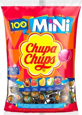Chupa Chups Mini 100er Nachfüllbeutel 600g