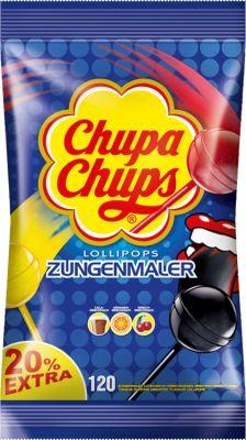 Chupa Chups Zungenmaler Nachfüllbeutel 120er 1440g