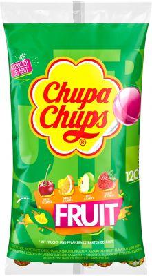 Chupa Chups Fruchtlutscher Nachfüllbeutel 120er 1440g