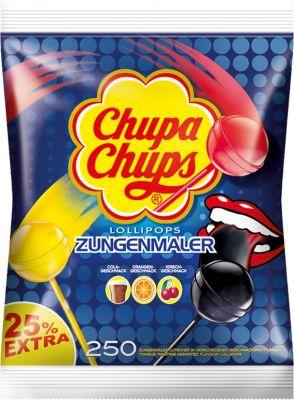 Chupa Chups Zungenmaler Nachfüllbeutel XL 250er 3000g