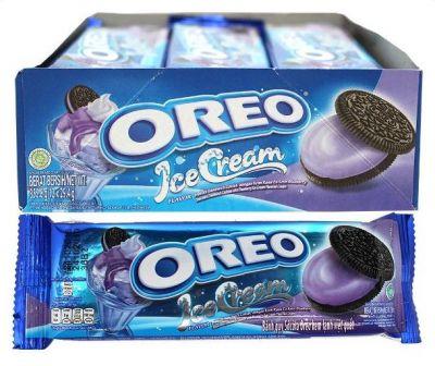 V.3 Oreo 12 X (12 X 29.4g) Ice Cream Blueberry