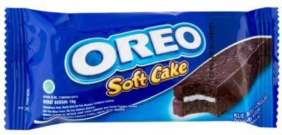 V.3 Oreo Softcake 16X12X16g