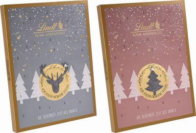 Lindt Christmas - Adventskalender, Filz Edition, 275g