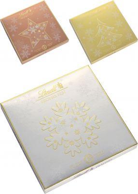 Lindt Christmas - Glamour Pralinés, 167g