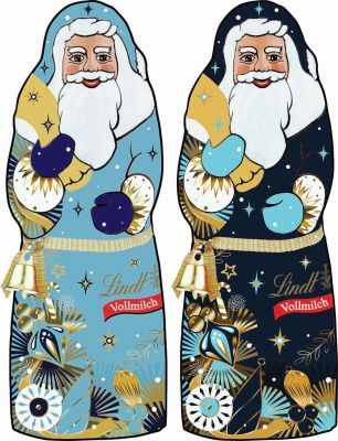 Lindt Christmas - Santa Design Edition, 70g