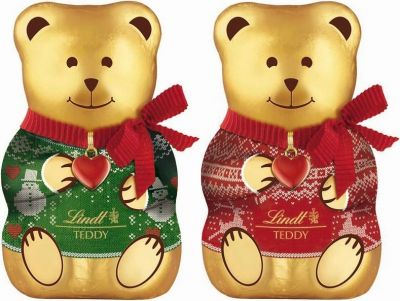 Lindt Christmas - Teddy Pullover, 100g