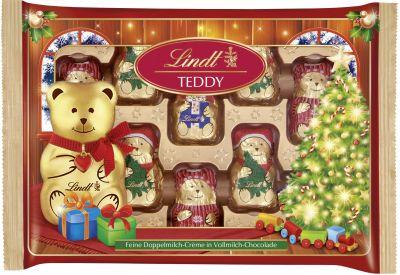Lindt Christmas - Teddy Freunde, 96g