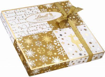 Lindt Christmas - Goldstücke Pralinés, 300g