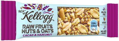 Kelloggs WKK Bar Cacao & Hazelnut 45g