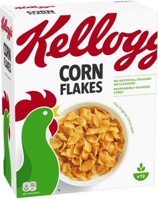Kelloggs Corn Flakes 360g, 6pcs