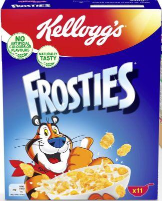 Kelloggs Frosties 330g, 16pcs