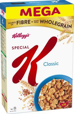 Kelloggs Special K Classic 600g