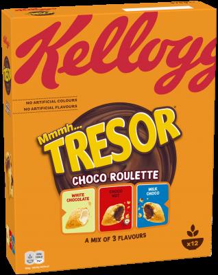Kelloggs Tresor Roulette 375g