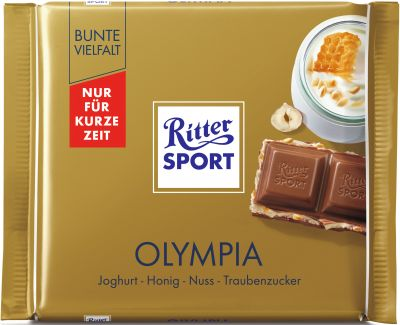 Ritter Sport Olympia 100g