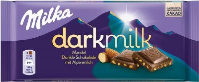 MDLZ DE Milka Dark Milk Mandel 85g