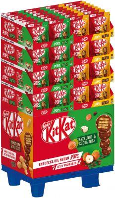 Nestle Kitkat Pops, Display, 112pcs